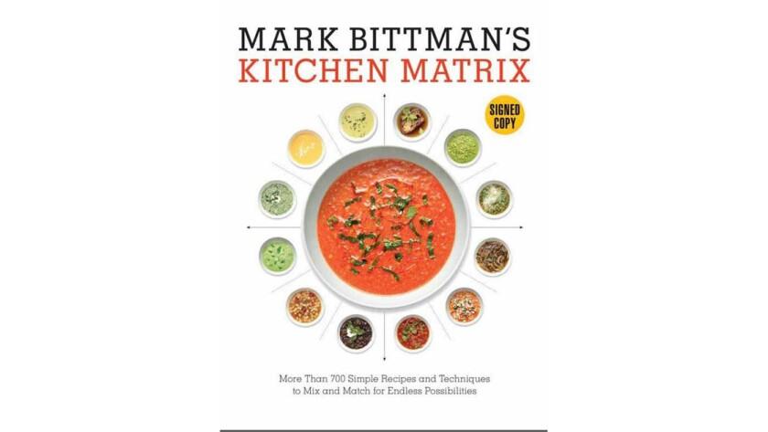 'Mark Bittman's Kitchen Matrix'