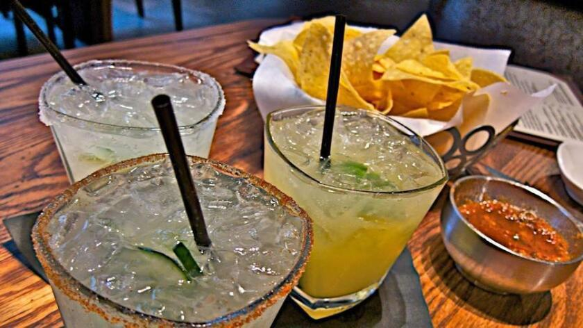 Happy hour: 3 p.m. to close, Monday; 3 to 7 p.m. Tuesday through Sunday; 10 p.m. to close, Tuesday through Sunday On the menu: Half-off drinks and appetizers, $2 street tacos (on Tuesdays), $3 Tecate (on Tuesdays), $5 sangria (during late night happy hour), $5 frozen margaritas (during late night happy hour) and $5 mojitos (during late night happy hour) The scene: Festive Mexican restaurant offering mouthwatering tacos, signature drinks, tequila, a chill atmosphere with unique décor 560 Fourth Ave., downtown. (619) 696-3466 or lapuertasd.com (La Puerta via facebook)