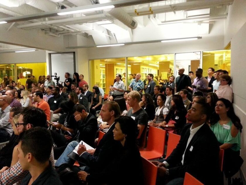 Serial entrepreneur Ray Hivoral believes entrepreneurship is on the rise in San Diego because of turnout to events like his inaugural Entrepreneur Night in September, which kicked off a two-day Entrepreneur Day event that drew 5,000 participants.