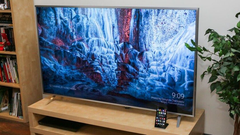 If a Vizio TV spied on what you watch, you might be in line