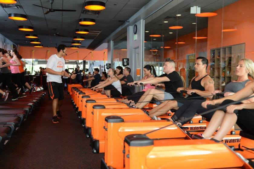 Orangetheory Fitness in Bankers Hill