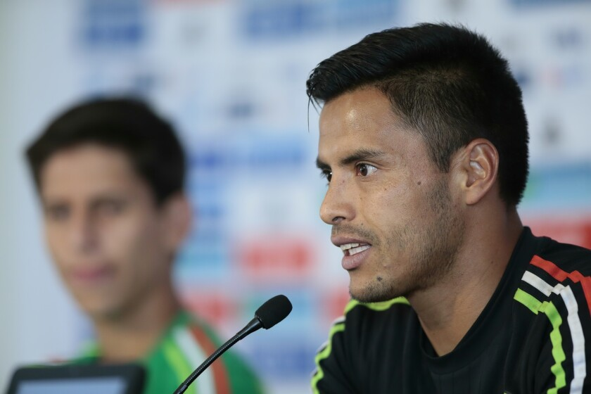 El guardameta Alfredo Talavera de la selección mexicana podría ser el titular ante El Salvador.