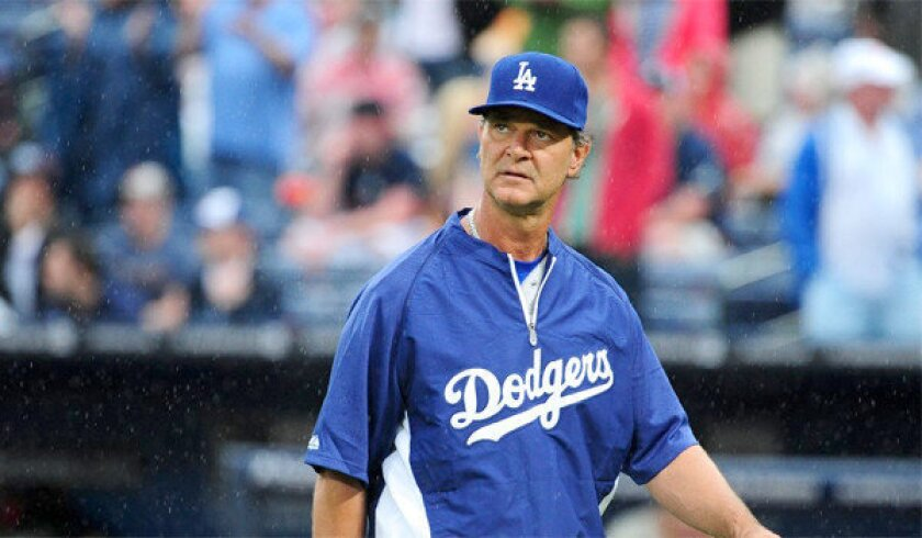 Don Mattingly's Dodgers haven't performed up to expectations this season giving rise to the discussion that the Manager could be on his way out of L.A.