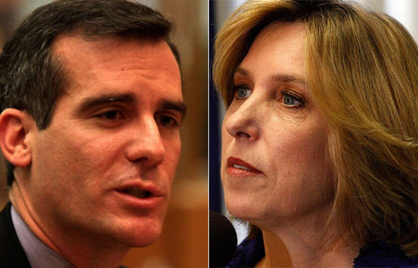 L.A. city workers' union doesn't endorse Garcetti or Greuel