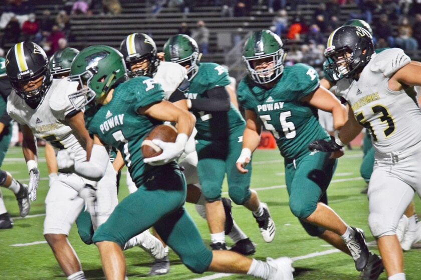 The Poway Titans are ready to defend their Palomar League title when their fall 2021 season opens on Friday