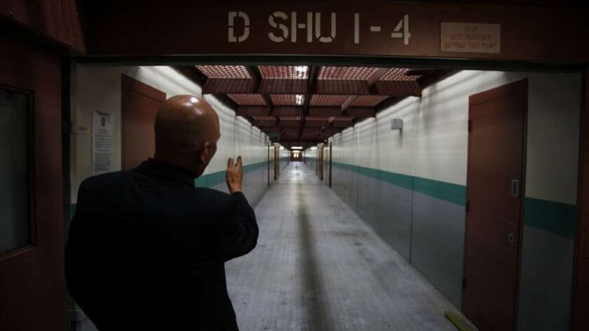 From prison isolation to uncertainty