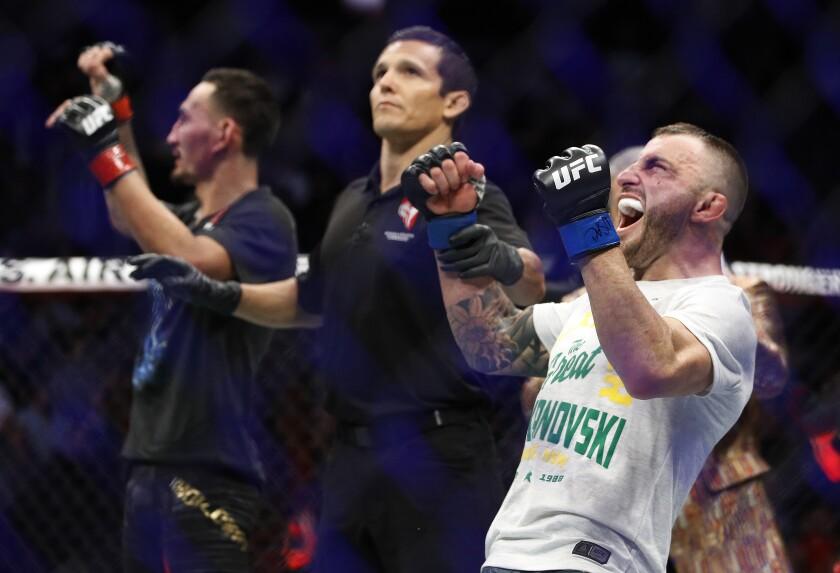 APTOPIX UFC 245 Mixed Martial Arts