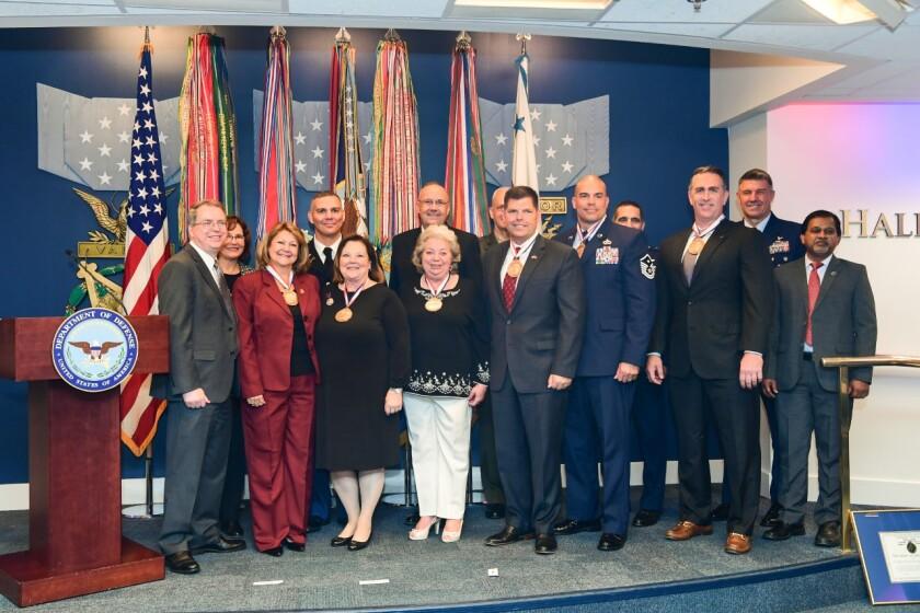 thumbnail_Honorees & Presenters & Deputy Secretary of Defense & Mr. Ahmed 4.jpg