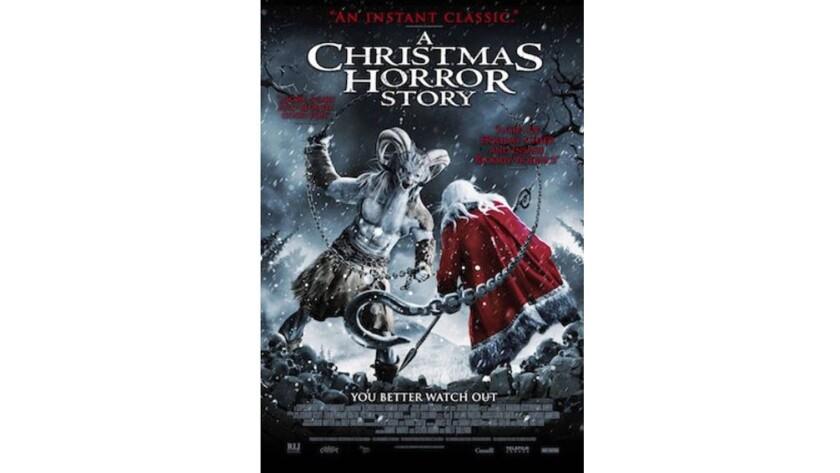 'A Christmas Horror Story'