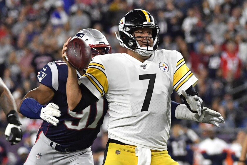 Pittsburgh Steelers vs. New England Patriots
