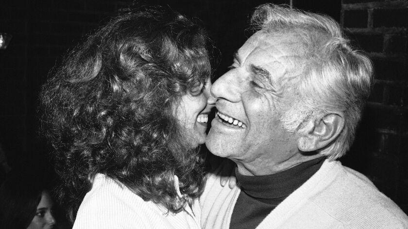 Leonard Bernstein, Jamie Bernstein