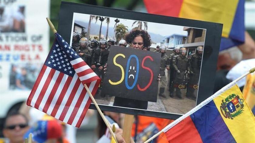 Venezolanos buscan refugio en EEUU, se reporta un aumento del 168% de solicitudes de asilo