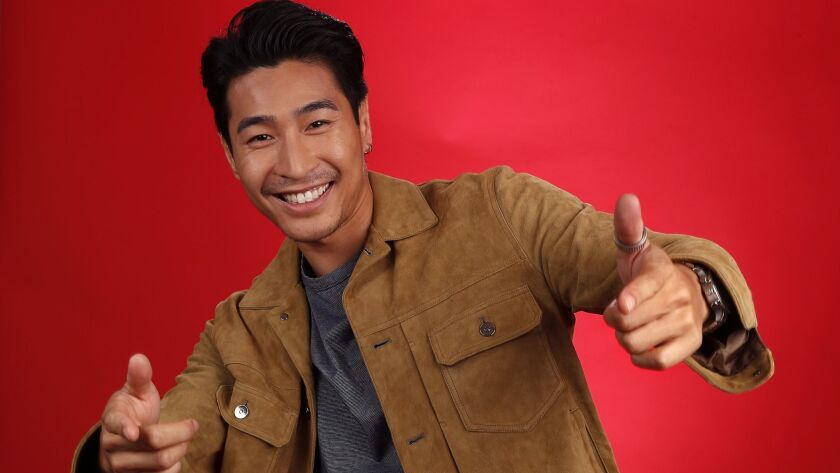 "Chris Pang plays Colin Khoo in ""Crazy Rich Asians."""