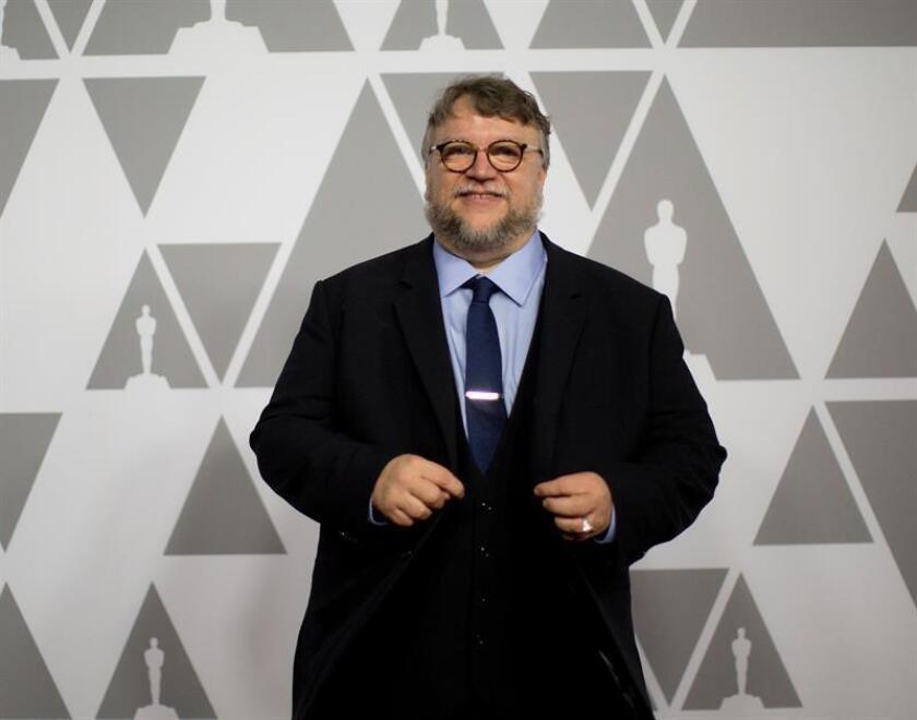 El director mexicano Guillermo del Toro. EFE/Archivo