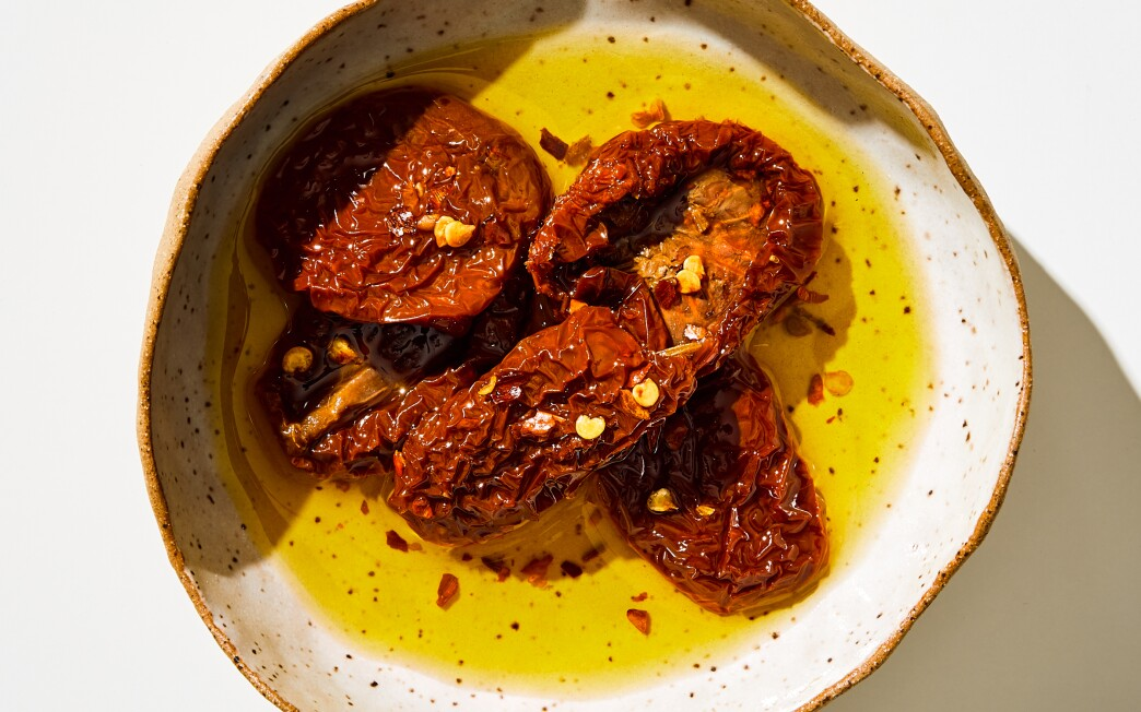 Rehydrating Dry Packed Sun Dried Tomatoes Recipe Los Angeles Times