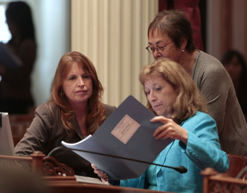 California Senate requires larger print for drug labels