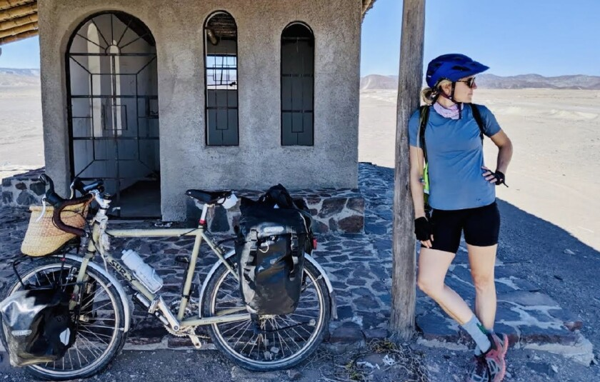 Rachel Hartsell has riden about 20,000 miles on her Surly bike that was stolen Sept. 30 from her North Park home.