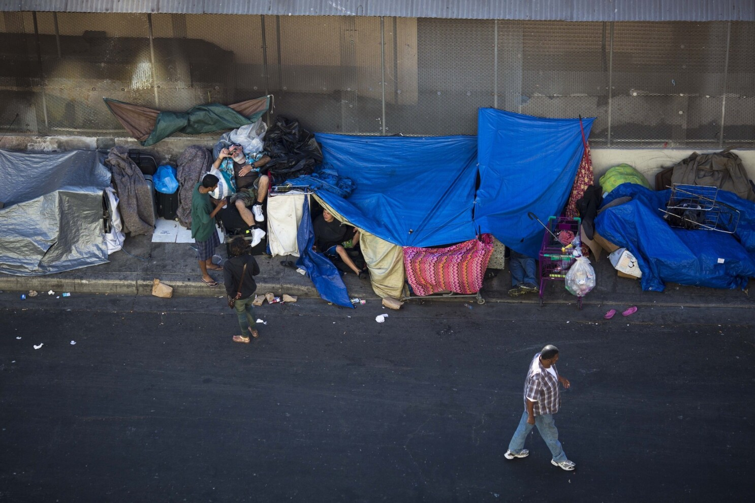 Op-Ed: Los Angeles should look to New York for answers to its homeless problem - Los Angeles Times