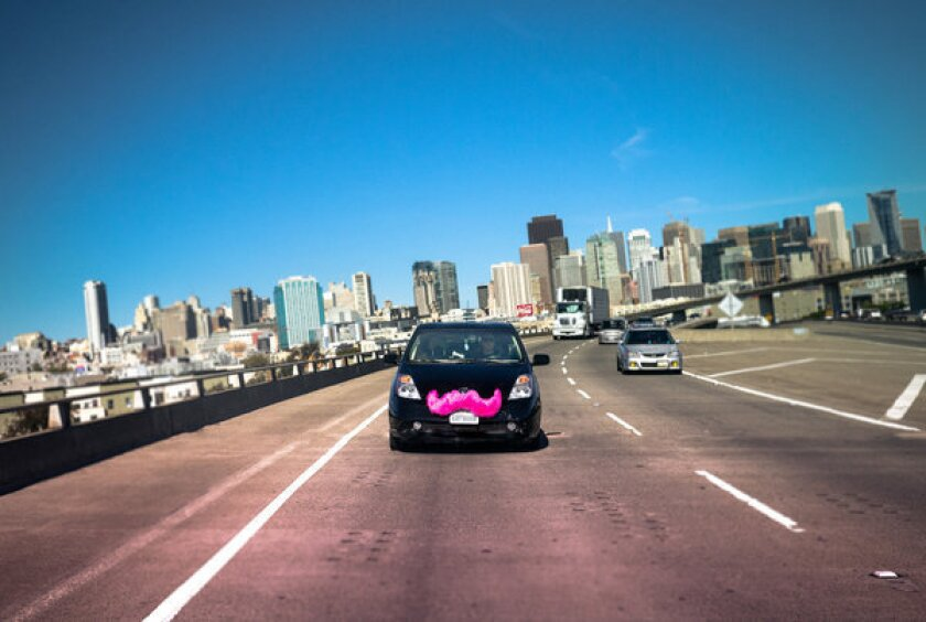 Lyft said it will switch to a minimum fare system in California some time in the next few weeks.
