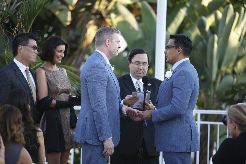 Wedding do-over in Coronado