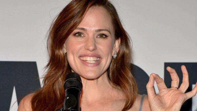 Jennifer Garner on Ben Affleck: 'He's the love of my life'