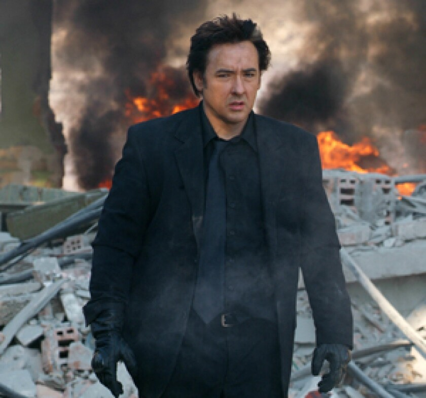 'WAR, INC.': The Cusack film opened in limited release