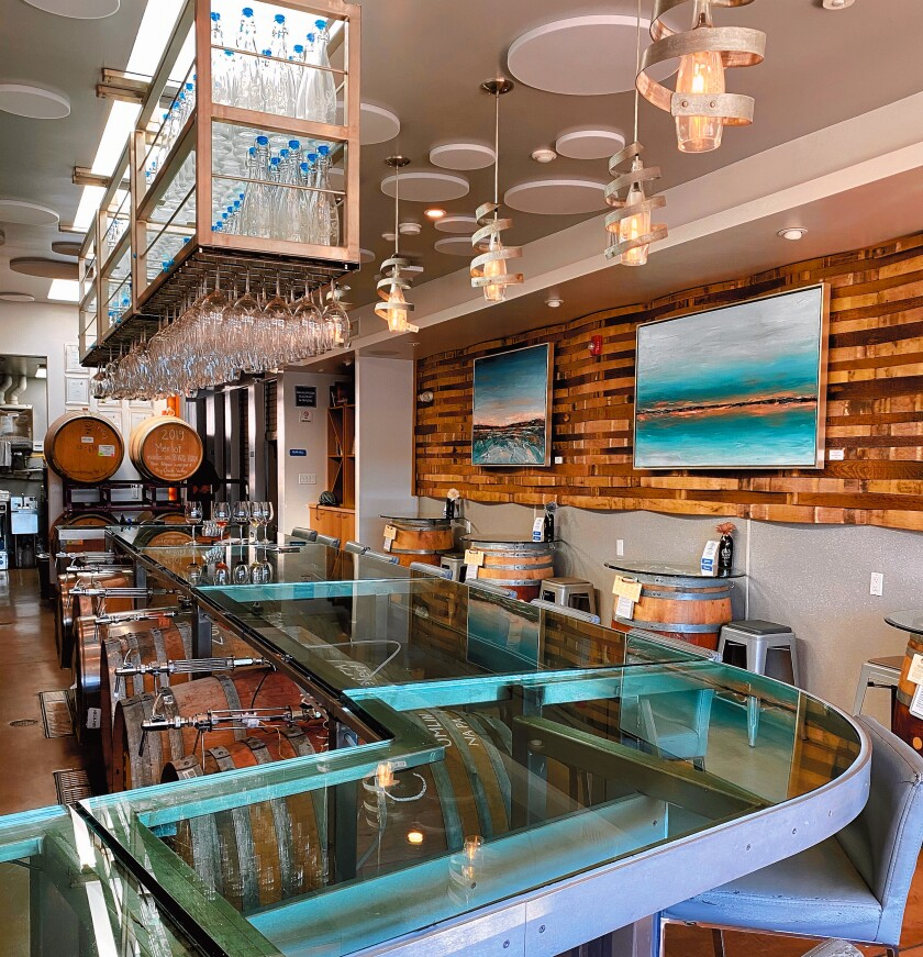 LJ Crafted Wines in Bird Rock is contributing to the zero-waste movement. LJ Crafted Wines is open 4-10 p.m. Monday-Thursday; 1-11 p.m. Friday-Saturday; and 2-8 p.m. Sunday at 5621 La Jolla Blvd., La Jolla. (858) 551-8890. ljcraftedwines.com