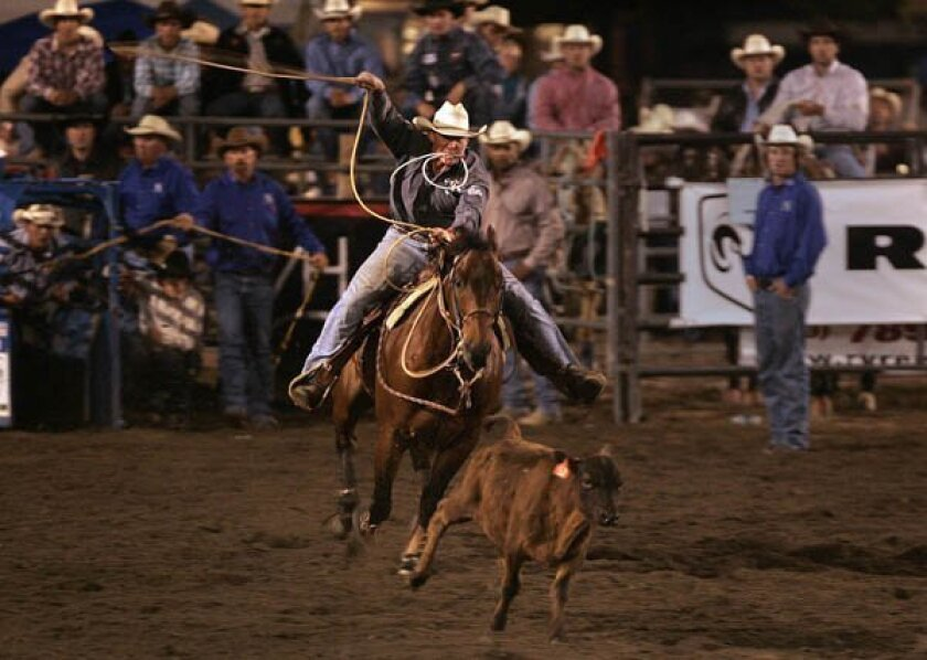 The Ramona Rodeo returns May 17 to 19 at Fred Grand Arena in Ramona.