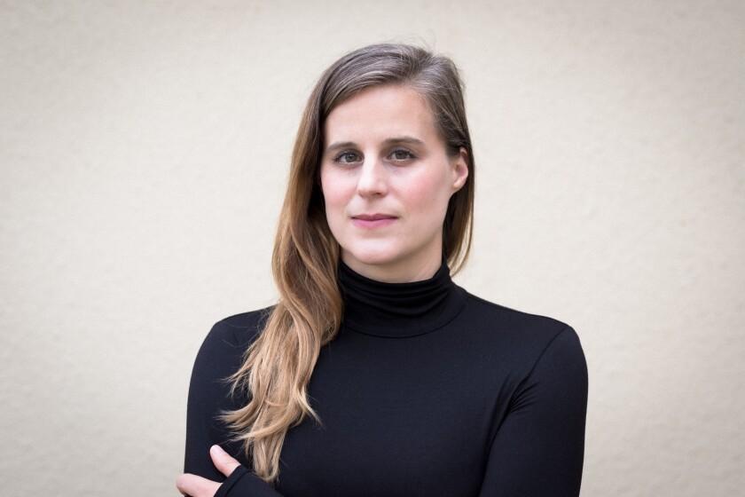 Author Lauren Groff.
