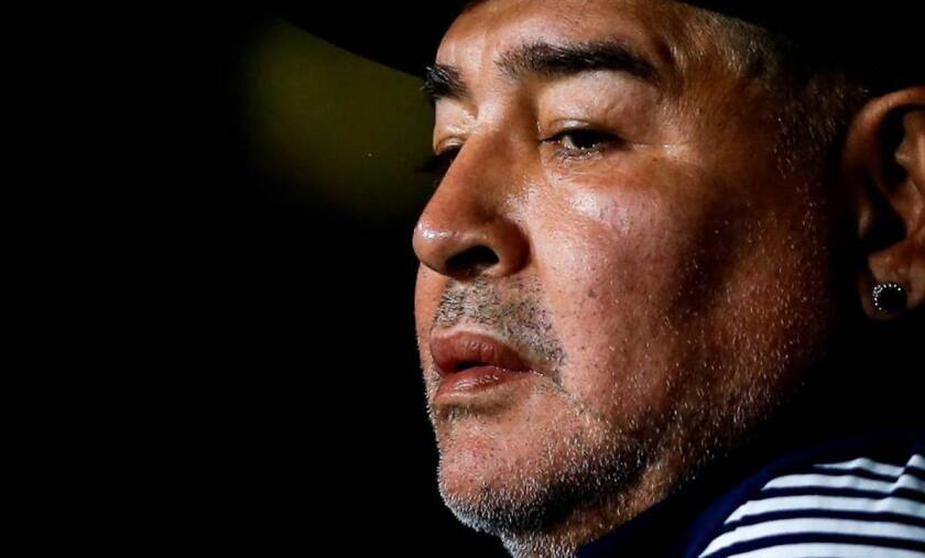 El 25 de noviembre, Maradona murió de un paro cardiaco