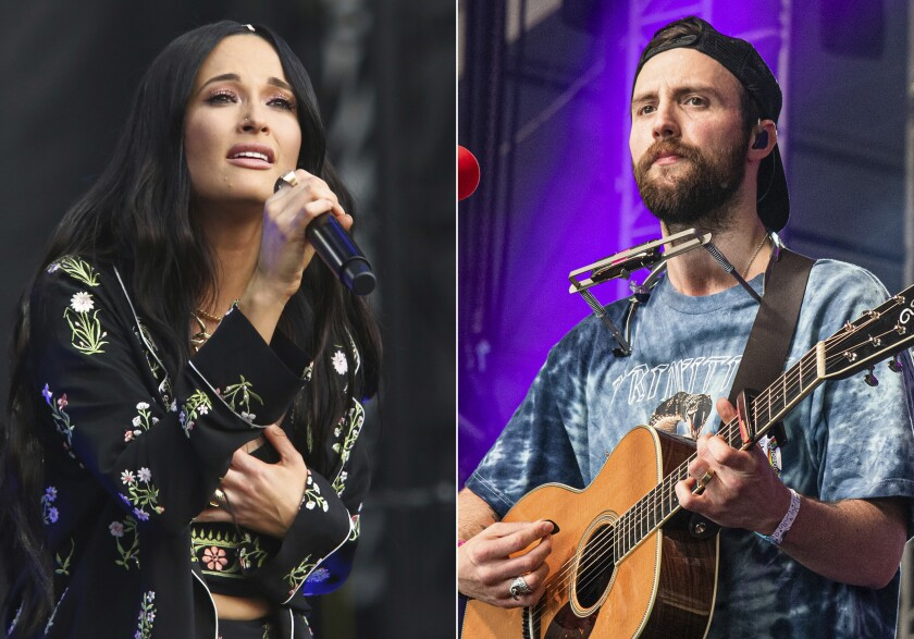 Kacey Musgraves and Ruston Kelly have filed for divorce