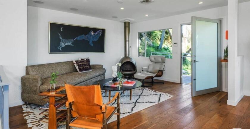 Scott Shriner's Silver Lake home   Hot Property