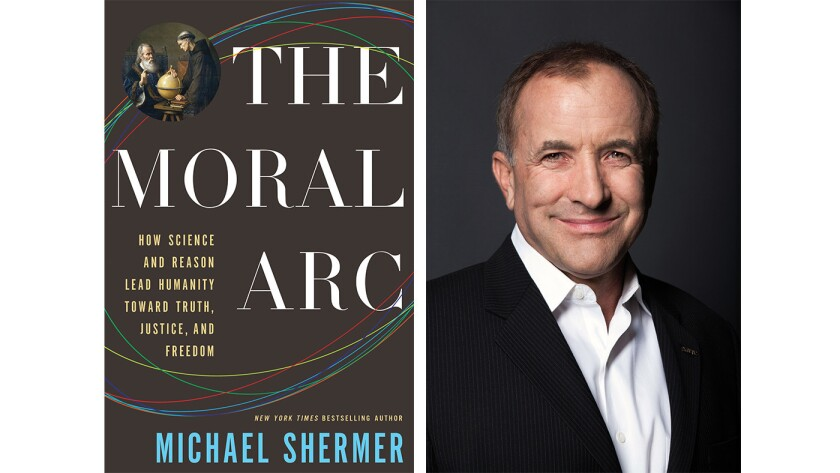 Michael Shermer by Jeremy Danger