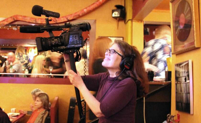 Filmmaker Anne O'Neal