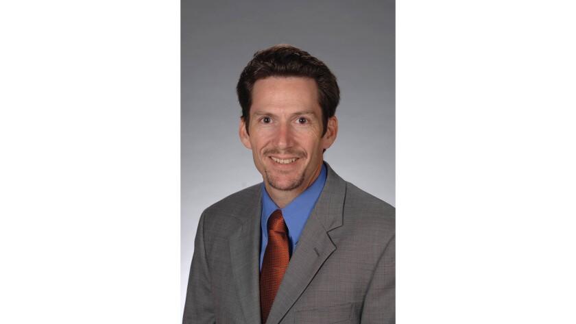 Paul J. D'Anieri, UC Riverside provost and executive vice chancellor.