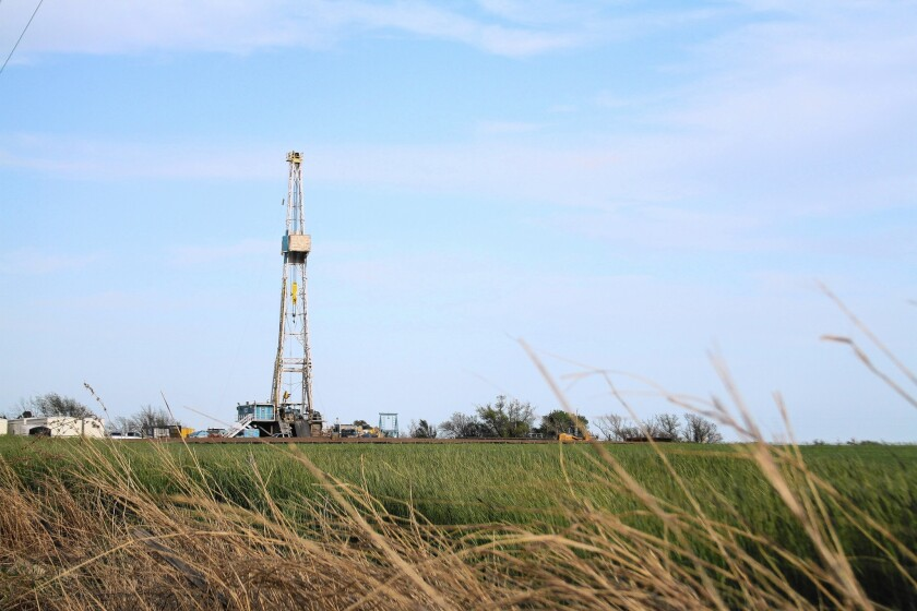 Crescent, Okla., like much of the state, has been hit by numerous earthquakes in recent weeks. Many scientists blame drilling operations.