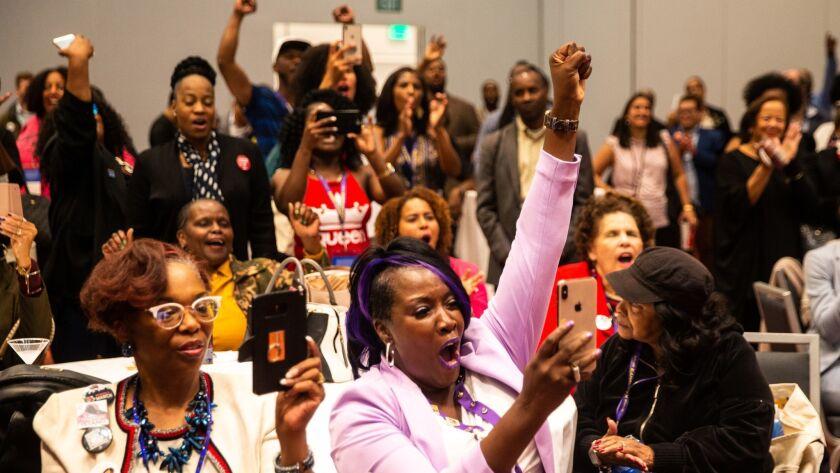Black Women's Meetup 2019