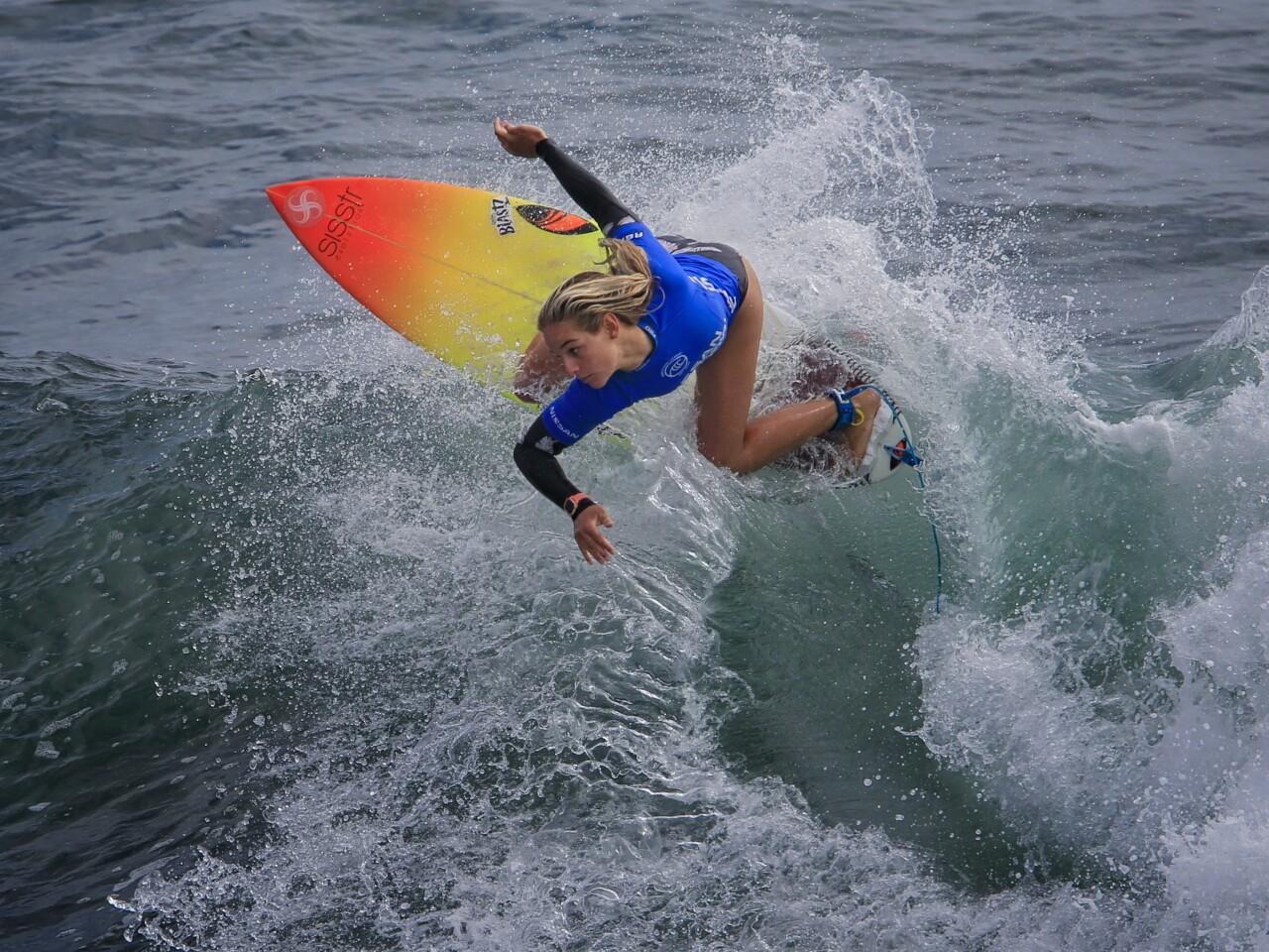 Nissan Super Girl Surf Pro