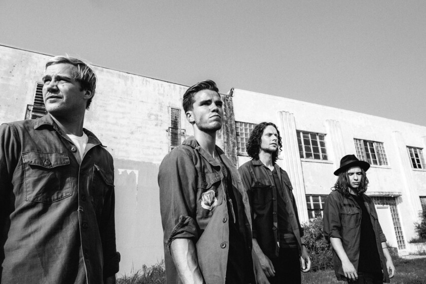 Kaleo. (Courtesy of Lollapalooza)
