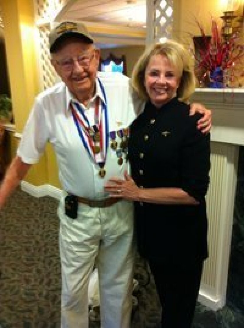William 'Bill' Laughlin and Donna Hall