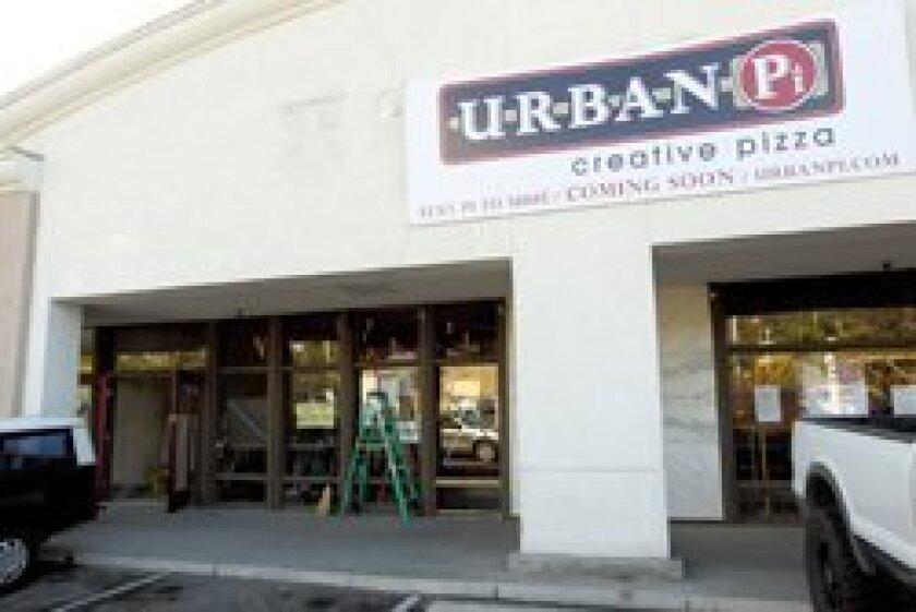 Pasta Pronto will reopen as Urban Pi on Dec. 4. Photos/Jon Clark