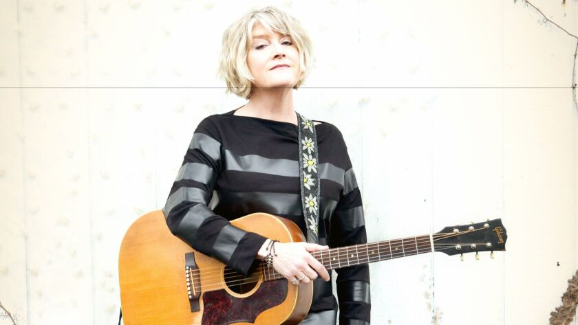 Acclaimed singer-songwriter Kim Richey performs Saturday at Brick15 in Del Mar.