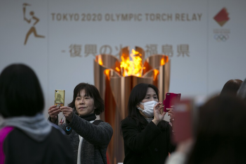 OLY Tokyo Flame