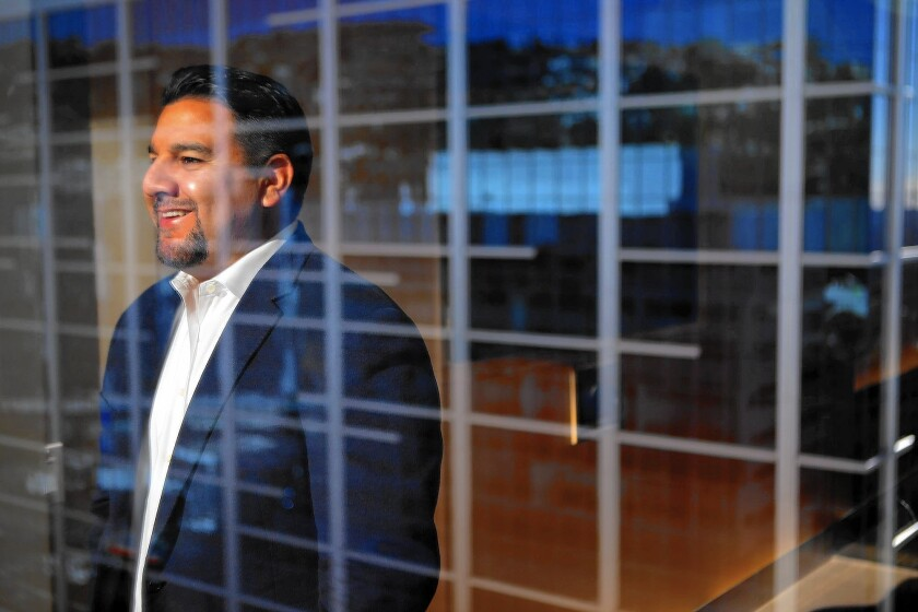 """""""It's a creative business and it's up to us to really raise the bar again,"""" says Cris Abrego of reality TV company Endemol Shine North America."""
