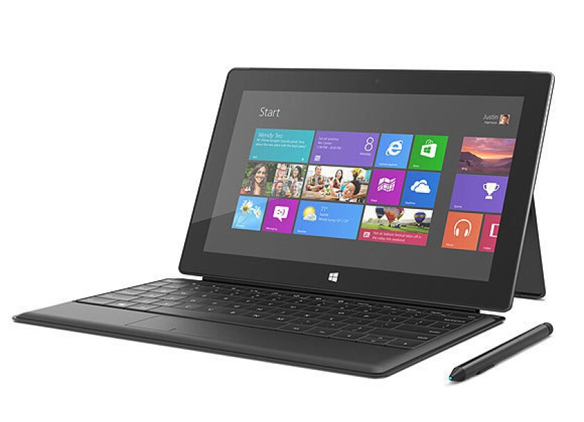 Microsoft Surface Pro tablet to go on sale Feb  9 - Los