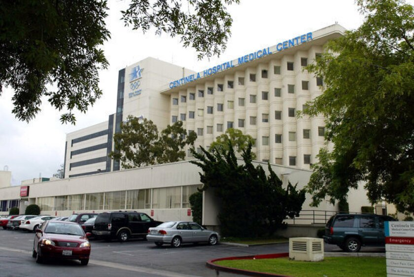 A 14-month-old boy died at Centinela Hospital in Inglewood. His mother and her boyfriend have been arrested in connection with the case