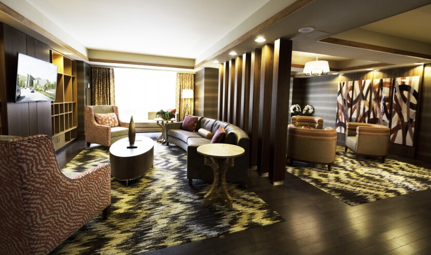 As the West Coast's largest casino hotel, it not surprising that Pechanga Resort & Casino also has the most suites in the region — 180 in all. Two executive suites are 1,200 square feet of whimsically-designed modern luxury.