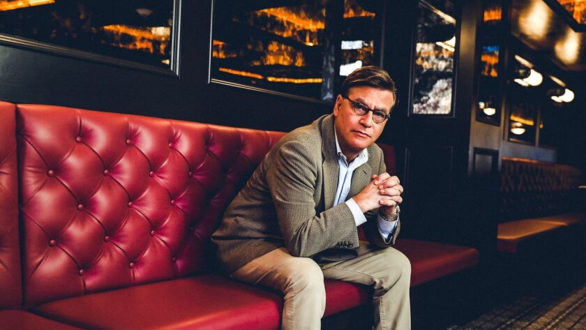"""Aaron Sorkin, writer of the adaptation of """"To Kill a Mockingbird,"""" which received nine Tony nominations."""