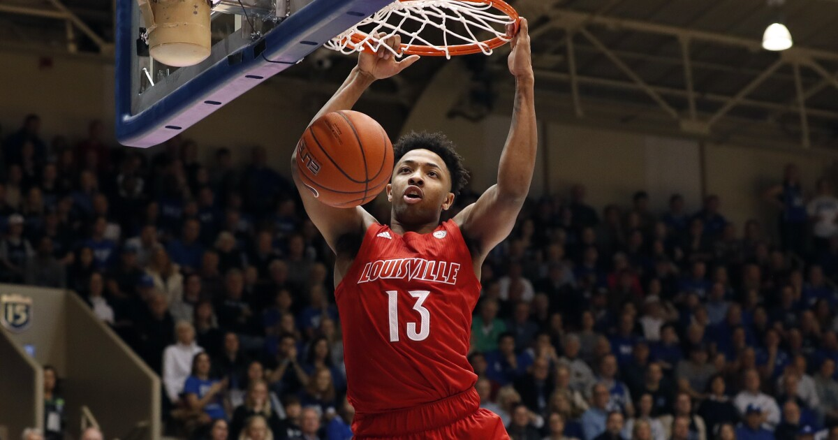 College basketball: No. 11 Louisville tops No. 3 Duke; No. 7 San Diego State prevails