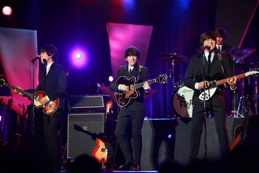 The Fab Four will perform two shows this weekend at Pechanga Resort & Casino.